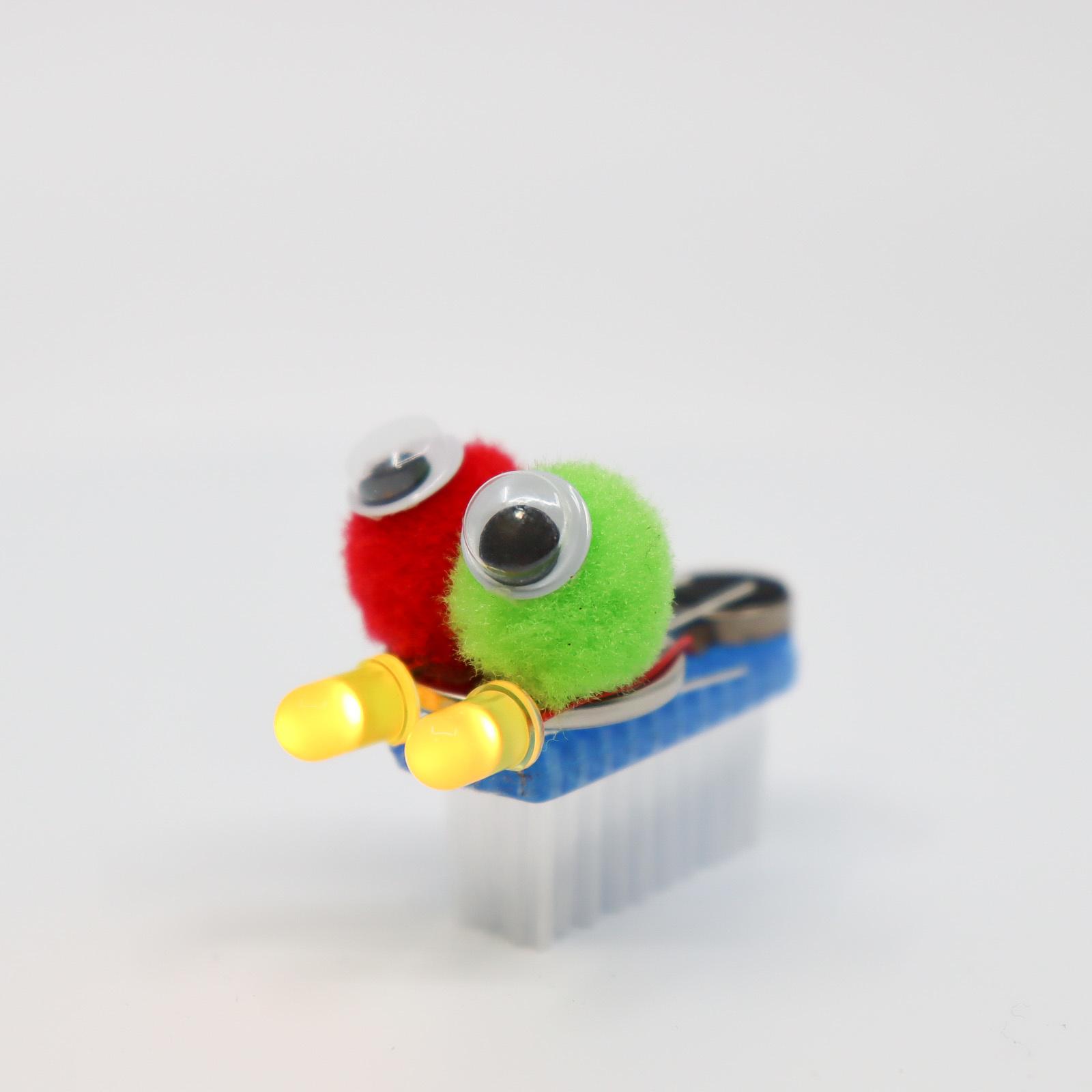 Bouw jouw eigen unieke tandenborstelrobot!