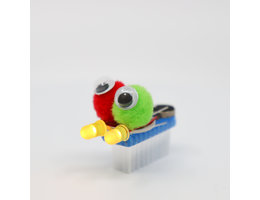 Bouwpakket Tanden borstel robot