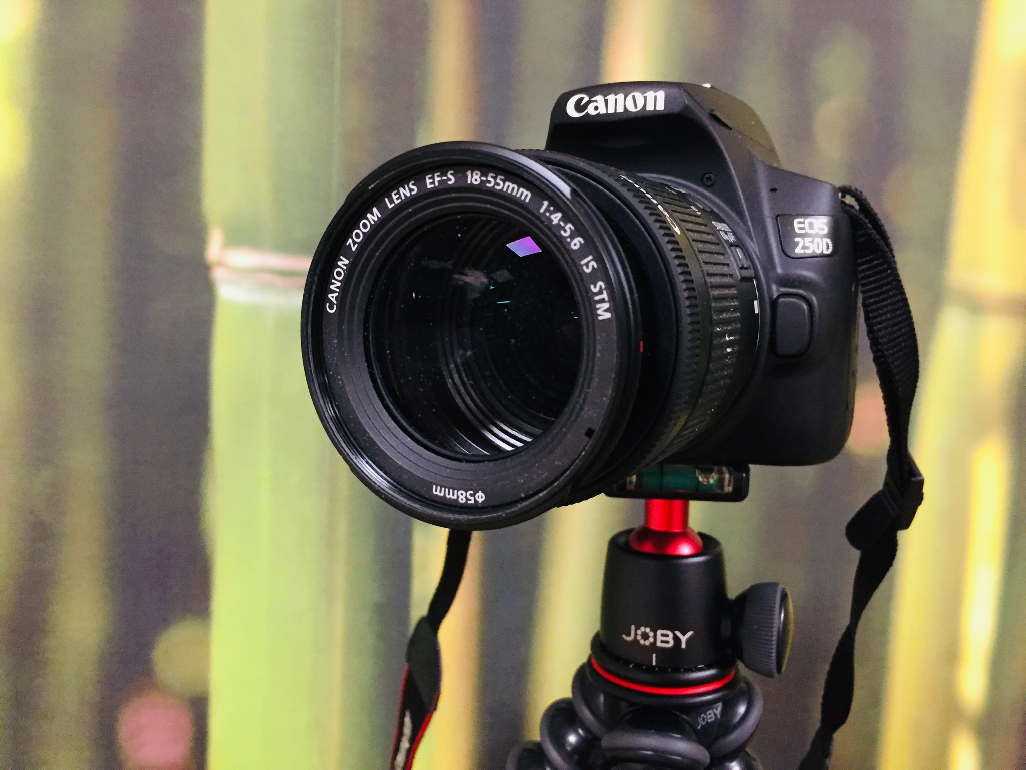 Onze camerastudio