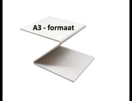 Plexiglas® Perspex wit  3mm A3-formaat