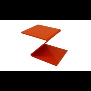 Perspex 3mm perspex plaat GS Oranje 3 mm