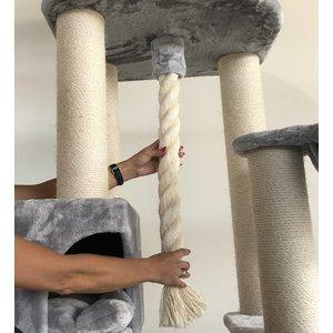 RHRQuality Rascador Catdream de Luxe Light Grey