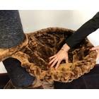 RHRQuality Hamaca 45cm de Luxe Brown Ø20cm