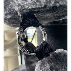 RHRQuality Hamaca Crown Dark Grey