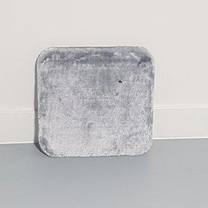 RHRQuality Meseta Media - Kilimandjaro / Cat Penthouse 36x36 Light Grey