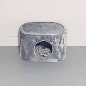 RHRQuality Casa de Rascador Panther Light Grey