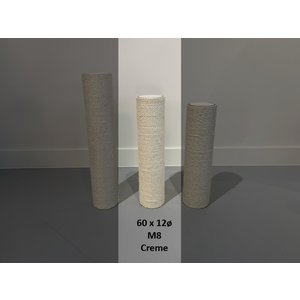 RHRQuality Poteau sisal 60x12 M8