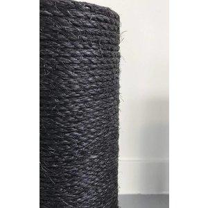RHRQuality Poteau sisal 50x15 M8 BLACKLINE