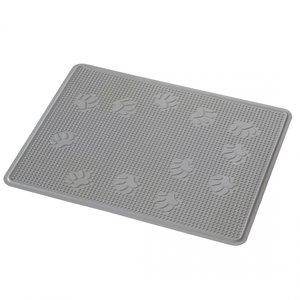 EBI Tapete de caja de arena gris