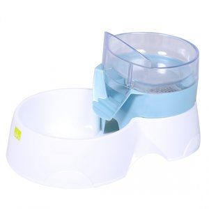 EBI Pet Feeder 2 in 1 Blue