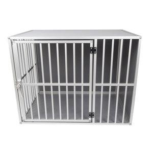 Hundos Jaula para perros con puerta en el lado largo Talla - L