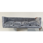 RHRQuality Fauteuil Lounge + Coussin Light Grey