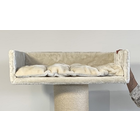 RHRQuality Fauteuil Lounge + Coussin Cream
