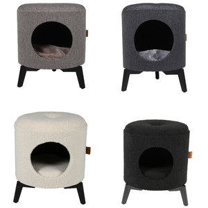 Duvo+ Lujosa casa para gatos Louis & Jean