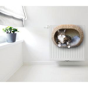 EBI Cama con radiador Sunrise - beige o negro