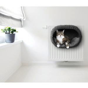 EBI Lit radiateur Sunrise - beige ou noir