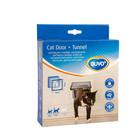 Duvo+ Porta de passagem para gatos Medium 19cm x 19cm