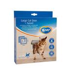 Duvo+ Porta de passagem para gatos Large 23,3cm x 25cm