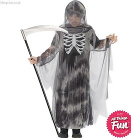 Smiffys Ghostly Ghoul Costume
