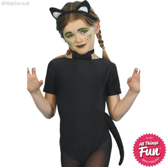 Smiffys Childs Cat Instant Kit