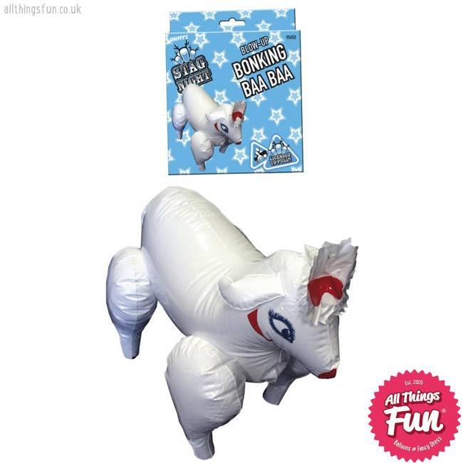 Smiffys Inflatable Sheep