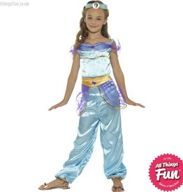 Smiffys Child's Arabian Princess Costume