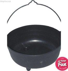 Smiffys Lifesize Large Black Witches Cauldron