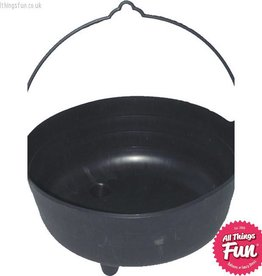 Smiffys *SP* Lifesize Large Black Witches Cauldron