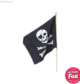 Smiffys Pirate Flag, 45x30cm