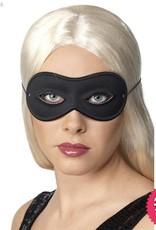 Smiffys Black Farfalla Eyemask