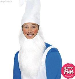 Smiffys *DISC*  White Gnome beard