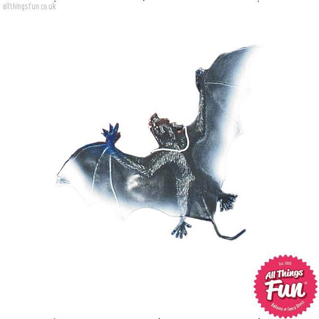 Smiffys Large PVC Black Vampire Bat