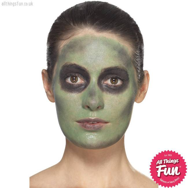 Smiffys Day of the Dead Zombie Make-Up Kit