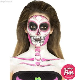 Smiffys Neon Skeleton Liquid Latex Kit