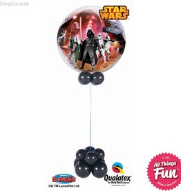 All Things Fun Star Wars Bubble Design