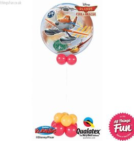 All Things Fun Planes Bubble Design