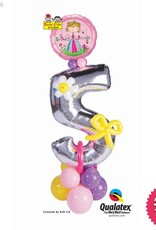 Birthday Princess Super Topper (Ages 1 to 9)