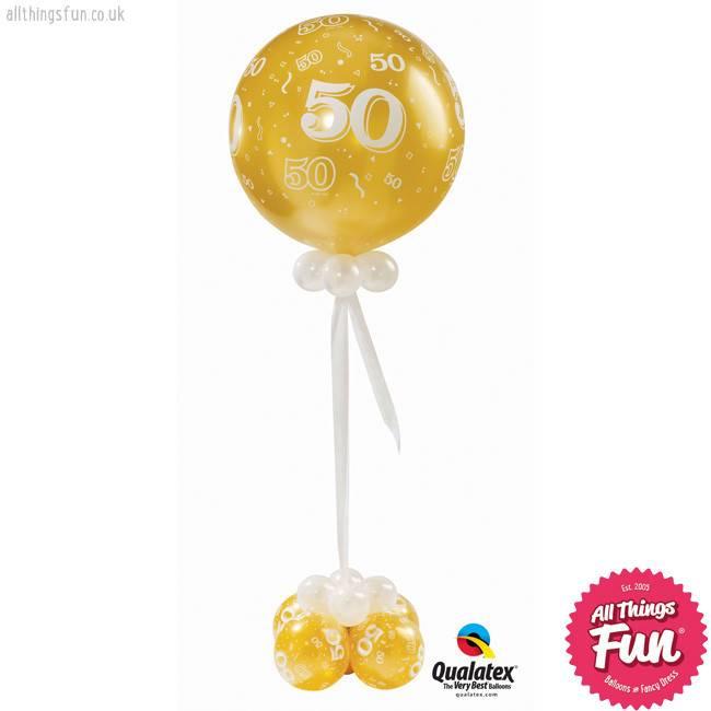 All Things Fun Anniversary Giant Latex (25th, 40th, 50th, 60th)