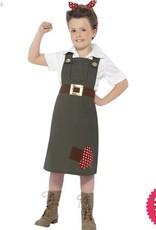 Smiffys Hard at Work Munitions Costume