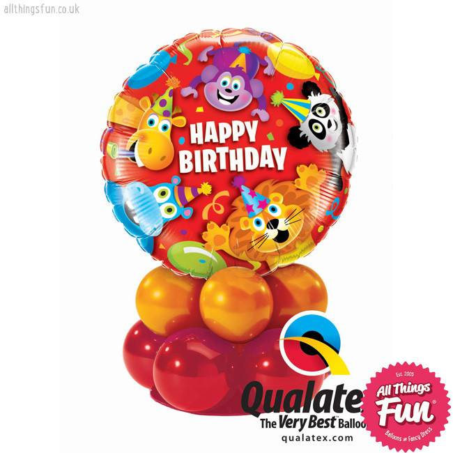 Birthday Party Animals Mini