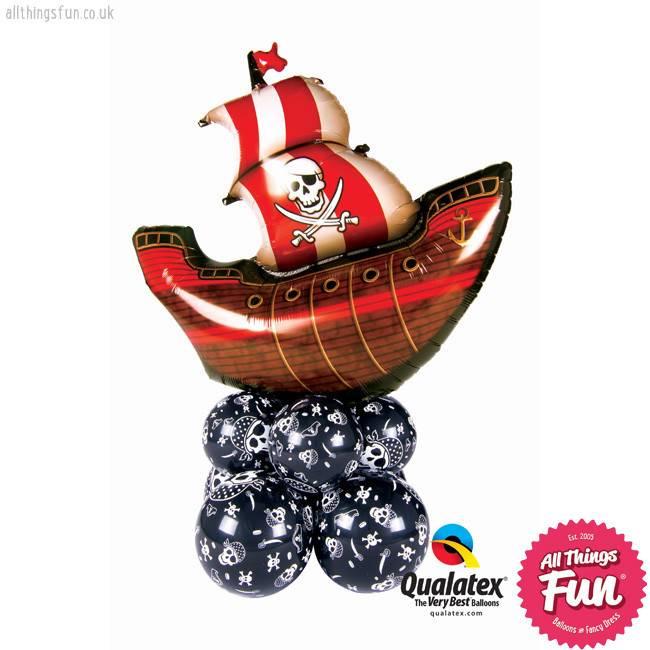 Pirate Ship Super