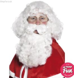 Smiffys Santa Wig