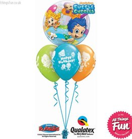 Bubble Guppies Bubble Layer