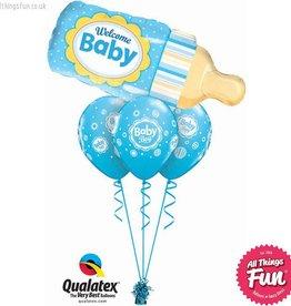 Baby Boy Bottle Layer