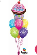 Birthday Cupcake Luxury