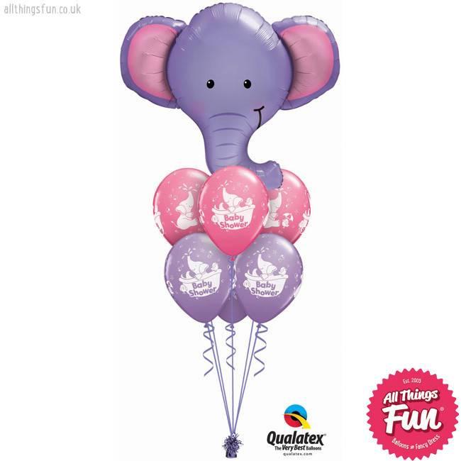 Baby Shower Elephant Luxury