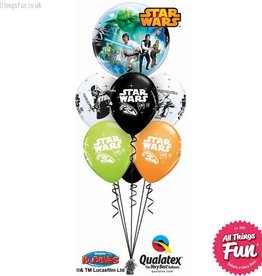 All Things Fun Star Wars Bubble Luxury
