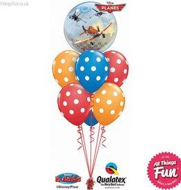 Planes Bubble Luxury