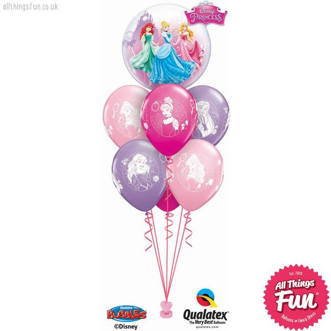 Disney Princess Bubble Luxury