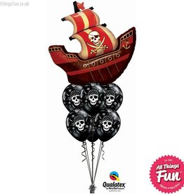 All Things Fun Pirate Ship Luxury